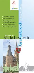 Deckblatt Flyer Verkehrsverein